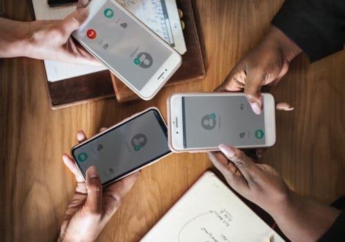 Externer Telefonservice Hilft Unternehmen Kosten Zu Reduzieren Und Ist Eine Ebenfalls Eine Form Von Digitalisierung