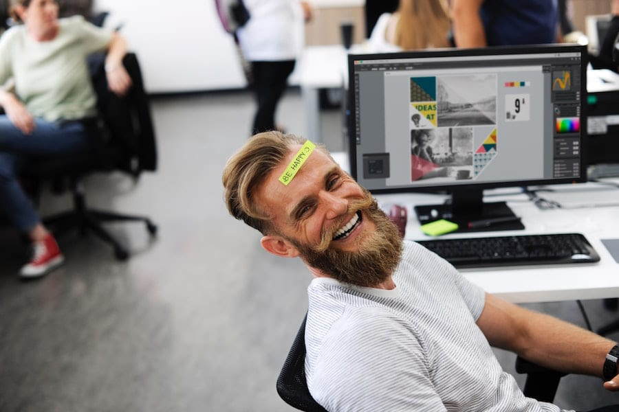 digitale Arbeitsmodelle sind zukunftsorientiert und machen Spass.